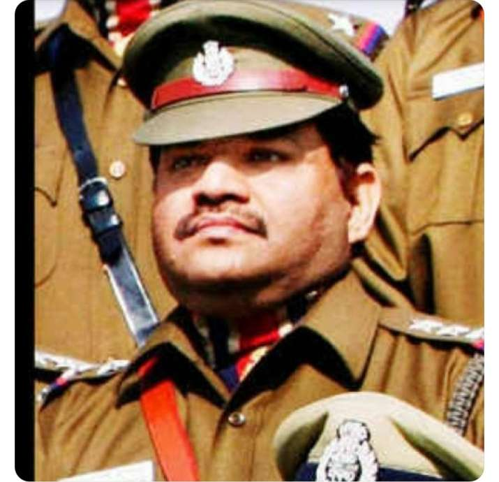 It's a proud moment for us, says wife of Inspector Mohan Chand Sharma