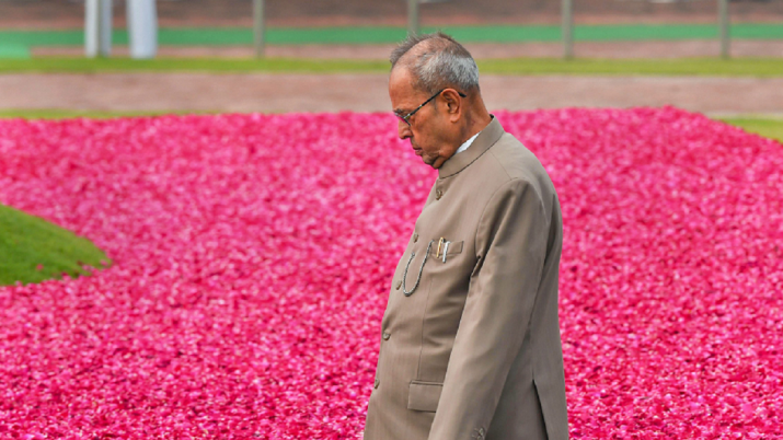 Pranab Mukherjee dies last rite, funeral, former president of India