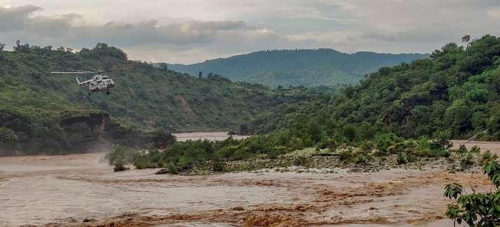 Rajouri floods