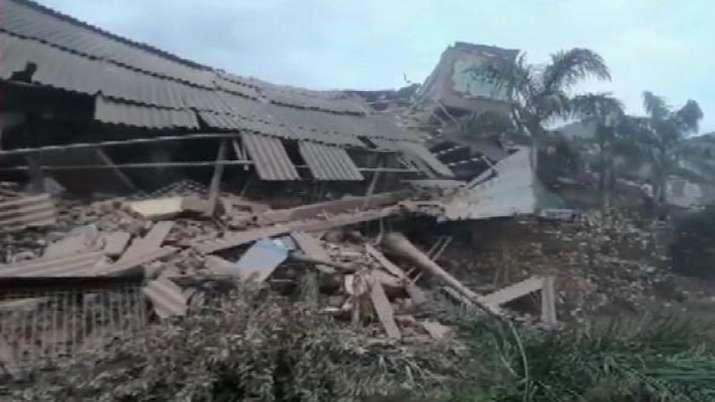 India Tv - Raigad building collapse, Riagad, Maharashtra