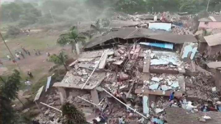 India Tv - Raigad, Raigad building collapse, Maharashtra