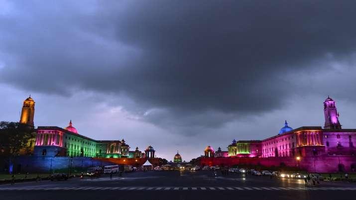 Rashtapati Bhavan, PM Modi, Narendra Modi, Raisina Hills, Independence Day, 74th Independence Day