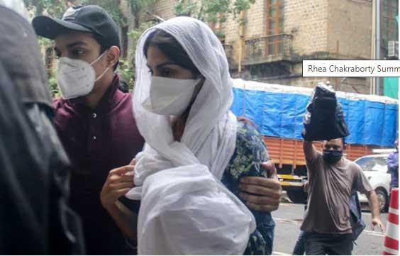 Sushant Death Case: CBI interrogate Rhea Chakraborty, brother Showik