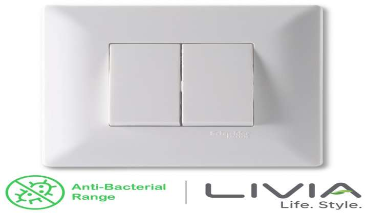 Schneider Electric launches 'Made In India' anti-bacterial and self-disinfecting switches, sockets