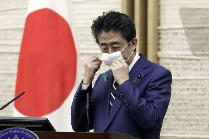 Japanese PM Shinzo Abe/FILE IMAGE