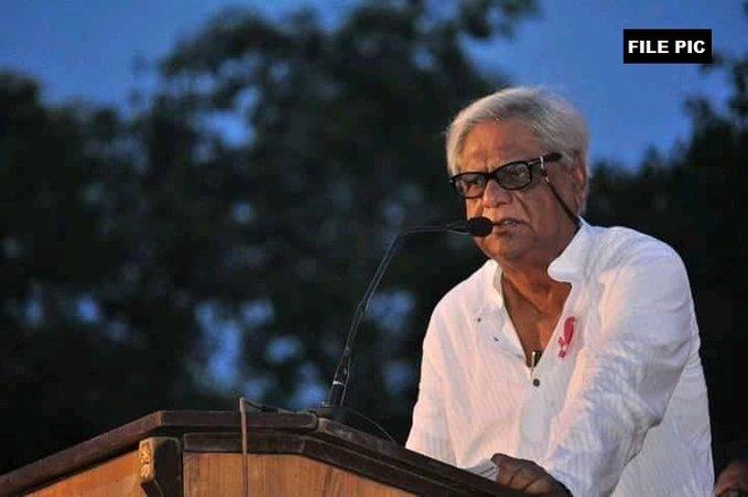 Veteran Bengal CPM leader Shyamal Chakraborty dies after