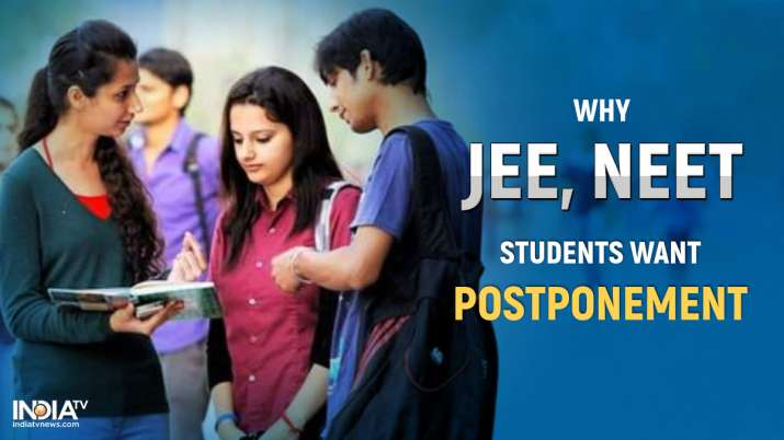 COVID risk, floods, transportation: Why JEE, NEET students