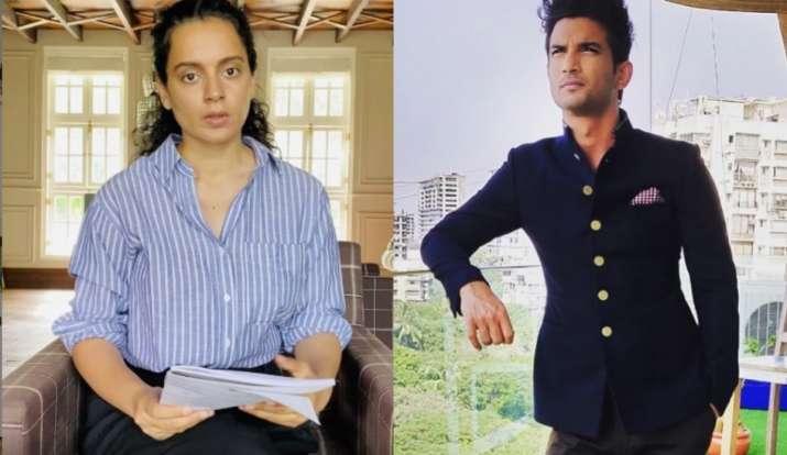 Kangana Ranaut: Karan Johar, Aditya Chopra, Mahesh Bhatt 'killed Sushant'