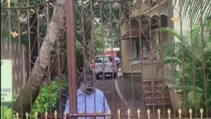 CBI visits Sushant Singh Rajput's flat again; Rhea Chakraborty's questioning continues