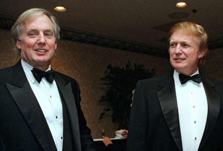Donald Trump's brother Robert dies at 71