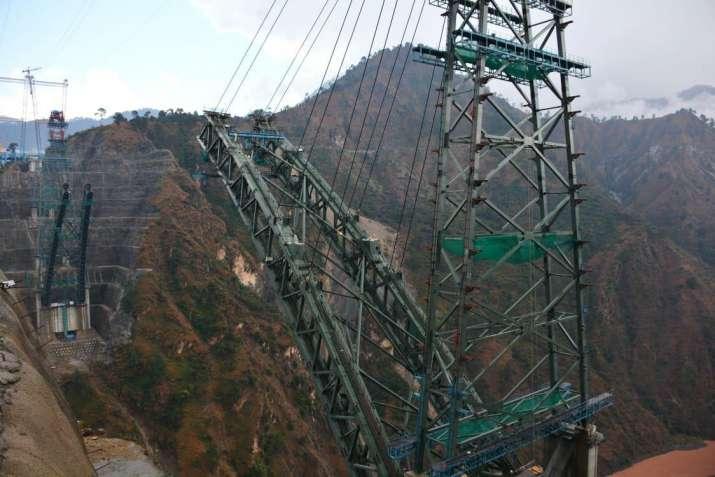 India Tv - Udhampur Srinagar Baramulla railway line, Jammu and Kashmir