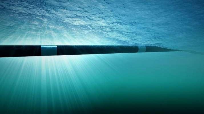 optical fibre, undersea optical fibre, broadband, broadband network, india's first undersea optical