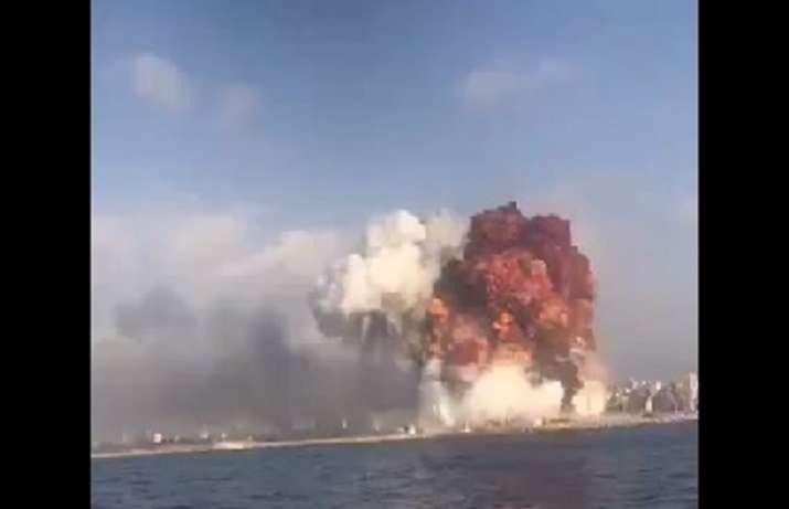 2 major explosions kill 10, injure several in Lebanon