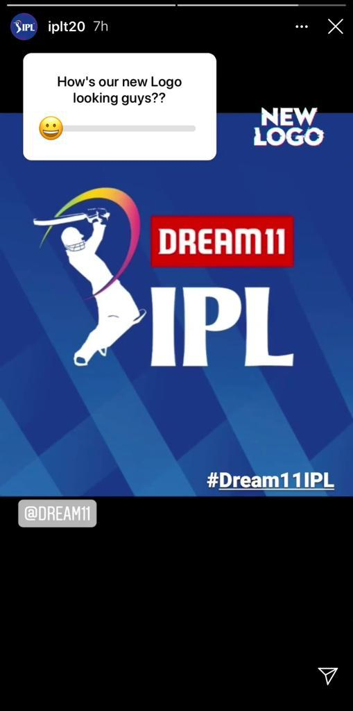 India Tv - IPL reveals new logo featuring title sponsors Dream11