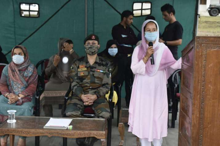 How Women's Equality Day was celebrated in Kashmir