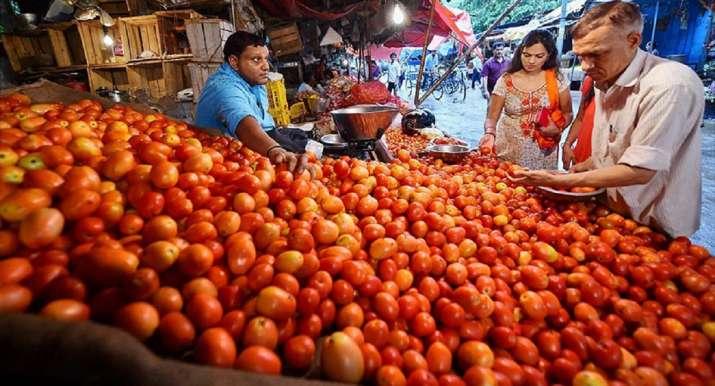 Delhi vegetable prices