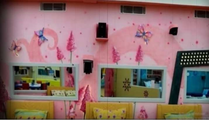 India Tv - Bigg Boss 14 house LEAKED pictures