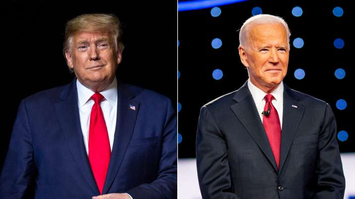 Donald Trump, Biden clash over portland protests