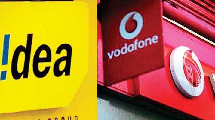 Vodafone Idea shares