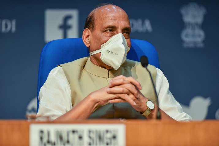 Rajnath Singh to inaugurate 43 bridges in border areas today