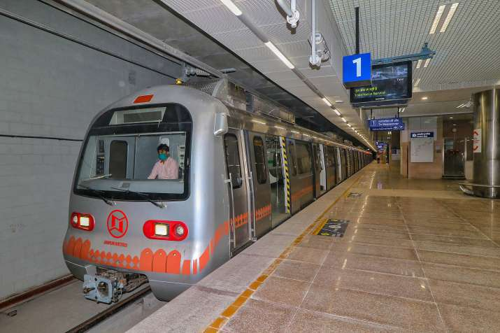 Delhi Metro: Work on Pink Line's unfinished stretch delayed beyond Sept due to COVID