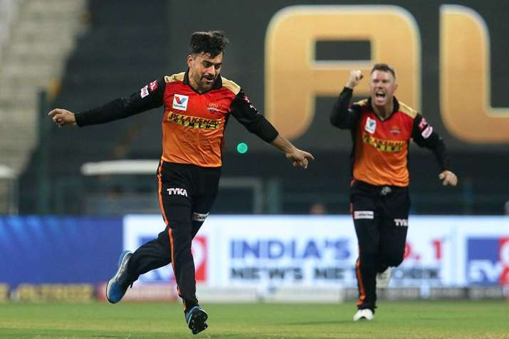 IPL 2020: Emotional Rashid Khan opens up on personal life after taking MoM in SRH win over DC | Cricket News – India TV