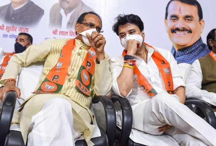 Madhya pradesh by election result 2020, Madhya pradesh by election result 2020, shivraj singh chouha