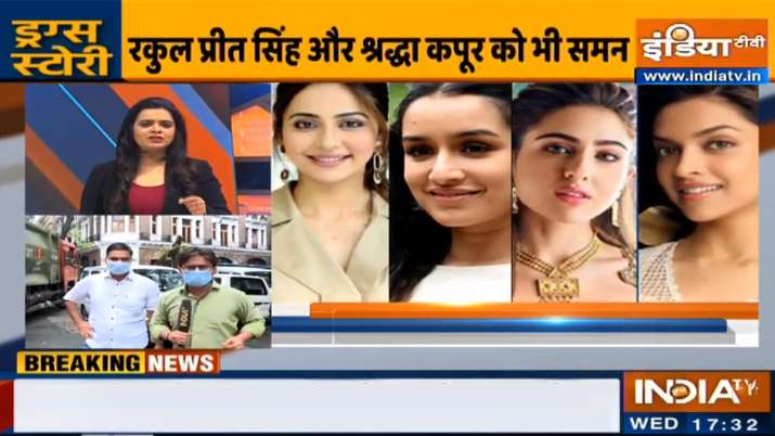 Sushant Singh Rajput Death Case LIVE Updates: NCB sends summons to Deepika, Sara, Shraddha, Rakul
