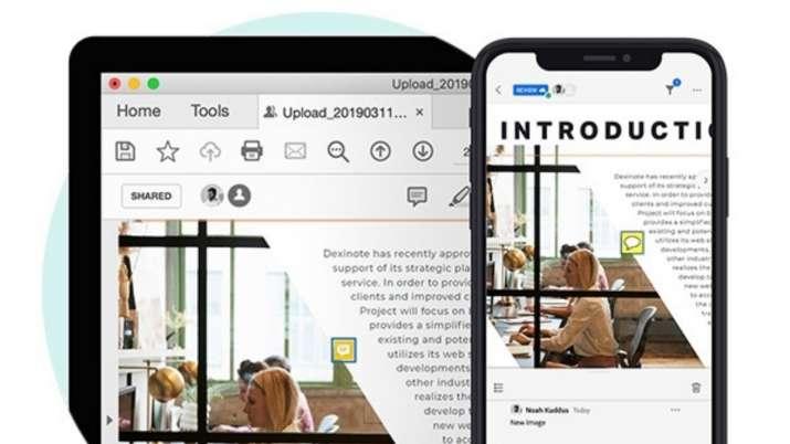 adobe, adobe scanner, adobe gets liquid mode, pdf, tech news, liquid mode