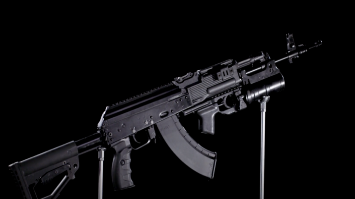 India-Russia finalise deal to manufacture AK-47 203 rifles