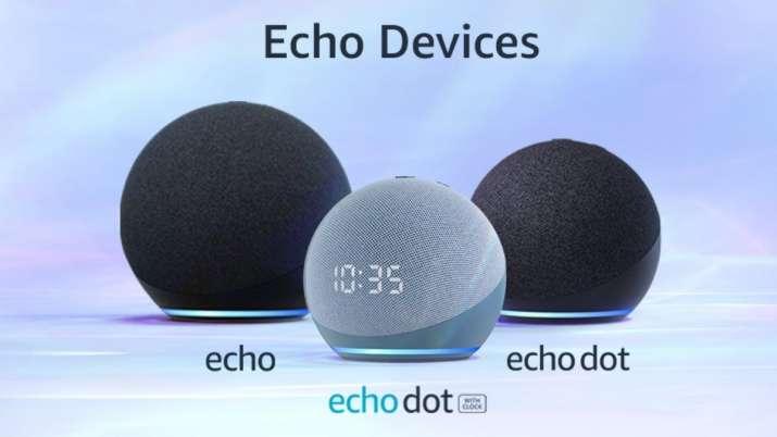 amazon, amazon echo smart speaker, smart speaker, amazon echo, amazon echo launch, amazon echo featu