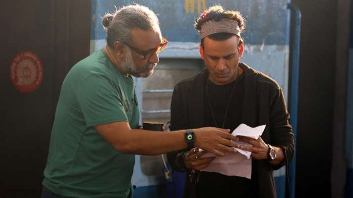 Manoj Bajpayee, Anubhav Sinha collaborate on a Bhojpuri music video 'Bambai Mein Ka Ba'