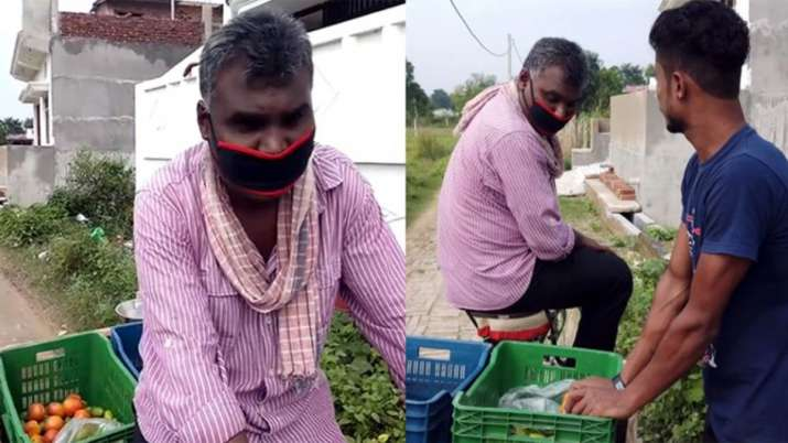'Balika Vadhu' director Ram Vriksha Gaur sells veggies in UP's Azamgarh
