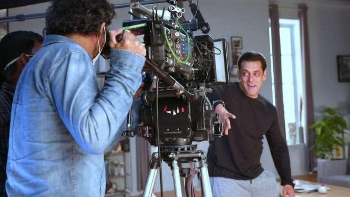 Bigg Boss 14 by Salman Khan is going to be super fun! Watch BTS video