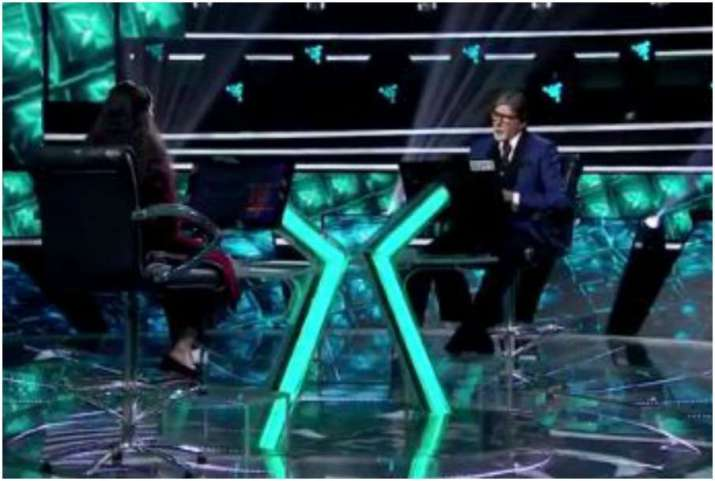 KBC 12 Episode 1: MP's Arati Jagtap asked question related to coronavirus by host Amitabh Bachchan