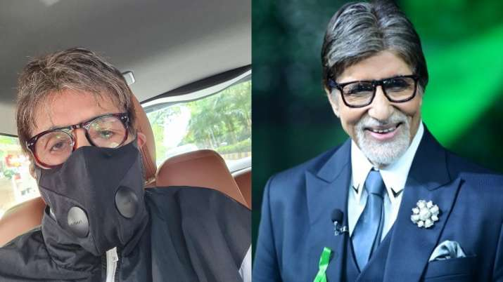 Amitabh Bachchan reveals he's a pledged organ donor, gears up for KBC 12 shoot