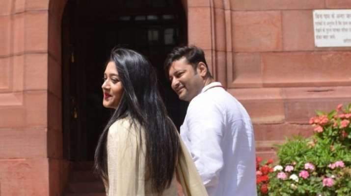 BJD MP Anubhav Mohanty files divorce petition against actress wife in Delhi court