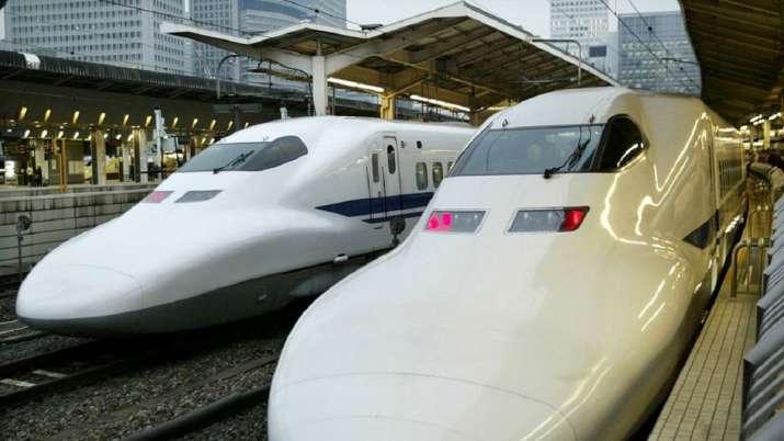 Mumbai Ahmedabad Bullet Train project