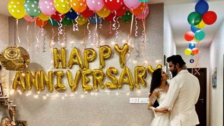 Stronger together! Charu Asopa, Rajeev Sen celebrate their first wedding anniversary. Seen beautiful