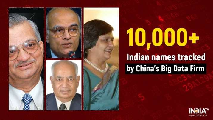 China snoop gate, Zhenhua, Shenzen, PM Modi, Kovind