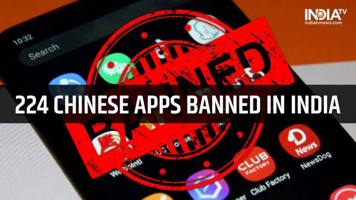 Chinese apps banned in India, PUBG Ban, TikTok bam, Weibo ban, China apps banned