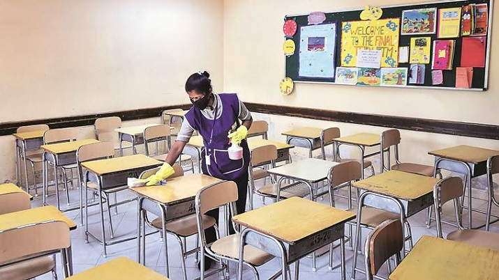 Unlock 5.0: Education Ministry issues guidelines for reopening of schools from Oct 15 | All you need