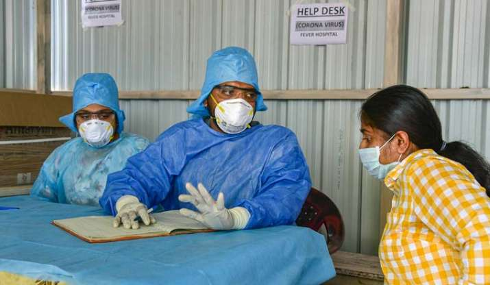 India records single-day spike of 85,362 COVID-19 cases; tally crosses 59-lakh mark