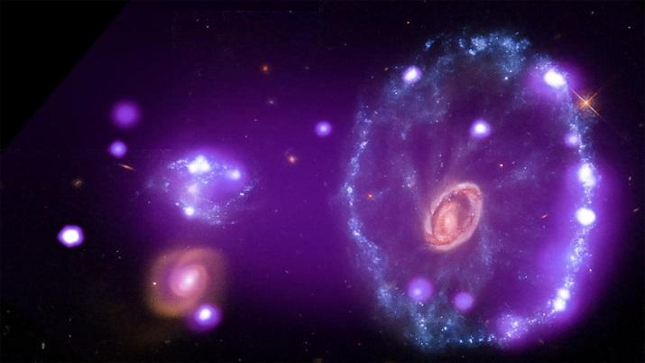 India Tv - NASA cosmic world