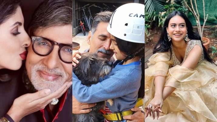 Happy Daughter's Day! Big B, Akshay Kumar to Ajay Devgn, TV & Bollywood celebs extend wishes