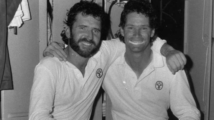 Dean Jones Revolutionised The Game And I Loved Him Says Allan Border Cricket News India Tv