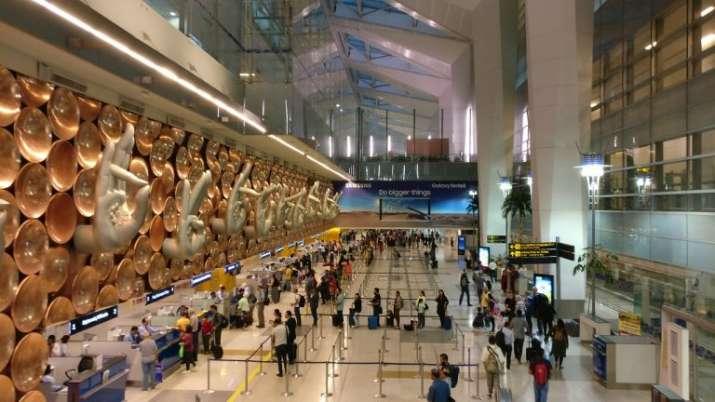 Delhi's IGI airport
