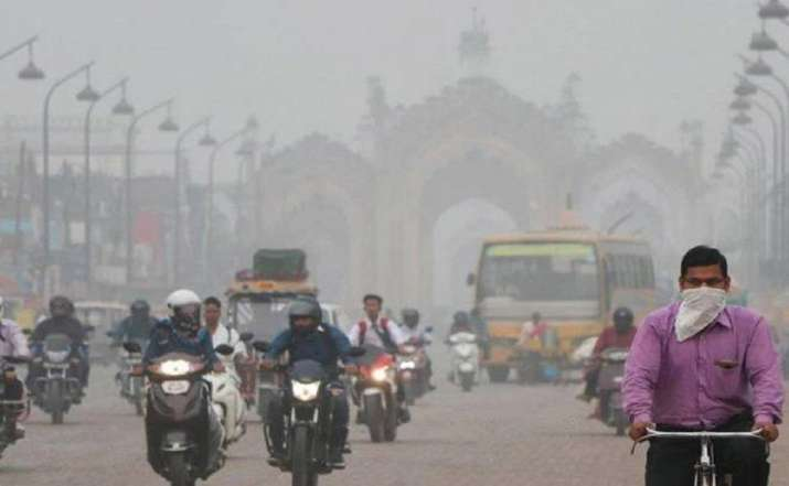 Delhi's air quality 'poor' due to spike in farm fires, likely to deteriorate further
