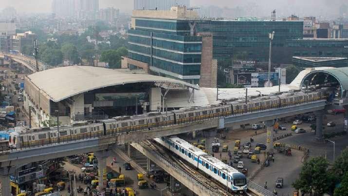 Delhi Metro, DMRC, coronavirus pandemic