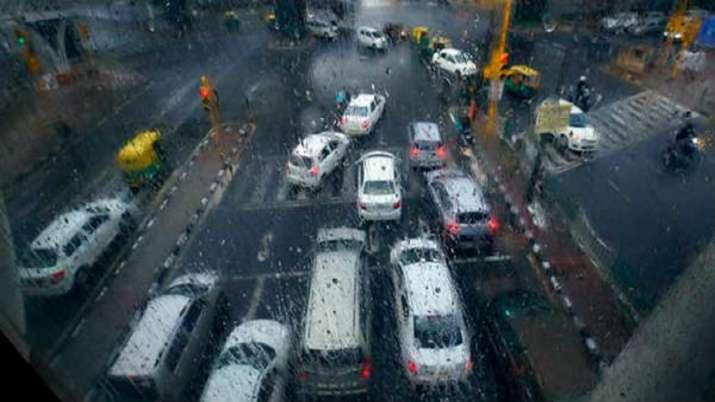 Delhi rains, monsoon